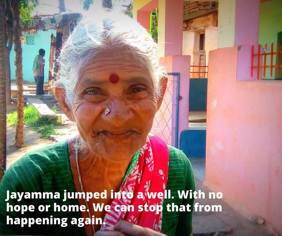 Jayamma VOSD Campaign 2017