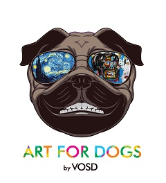 Art for dogs